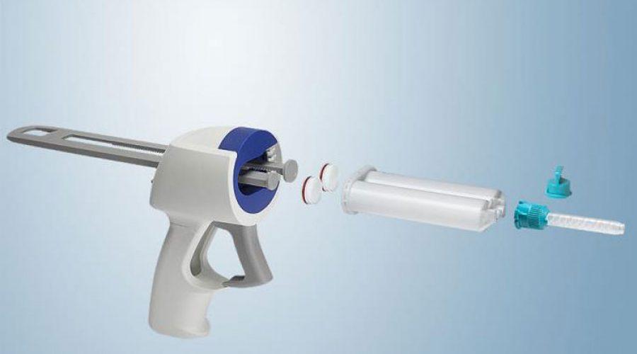 Інноваційний одноразовий інструмент для змішування складів