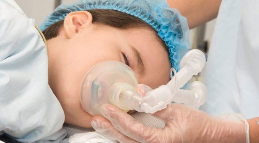 Лікування зубів дітям під наркозом