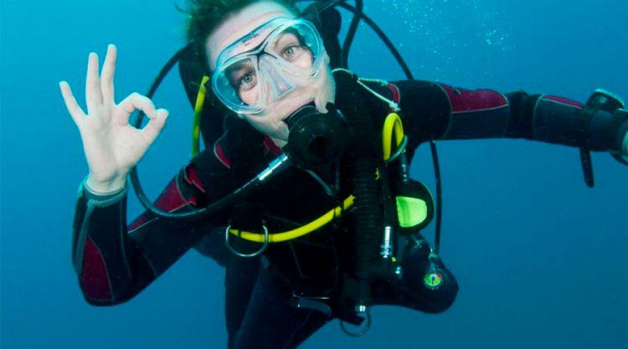 Перед підводним зануренням