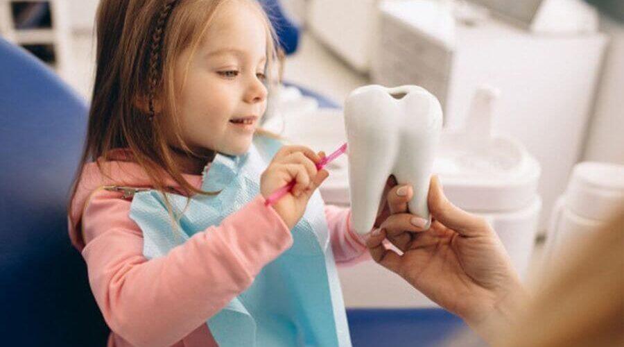 Серебрение зубов у детей – польза или вред?