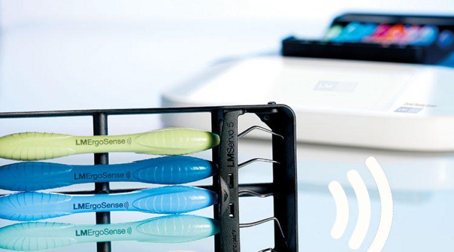 Система управления стоматологическими инструментами