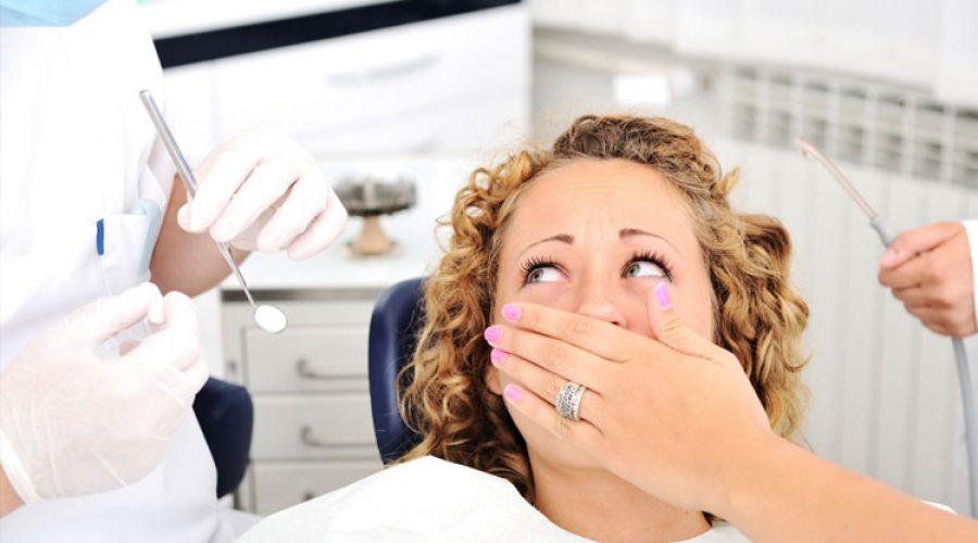 Cтрах відвідування стоматолога
