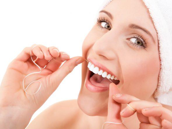Зубная нить (флосс)