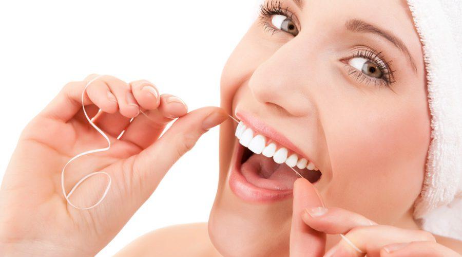 Зубна нитка (флосс)